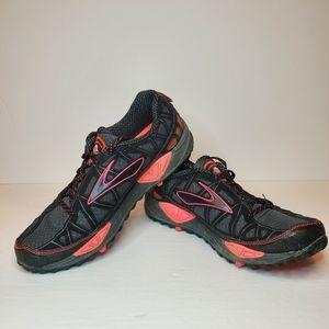 Brooks Cascadia 8 Women's Size 8.5 Hiking Shoes